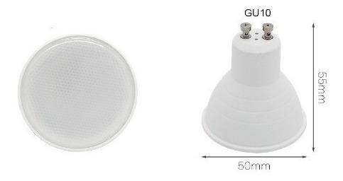 ampolleta led gu10 5w = 35 watts tipo dicroica sec / hb led