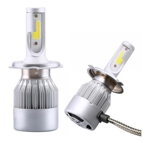 ampolleta led para auto h1 h3 h7 h11 c6 36w/360 h4