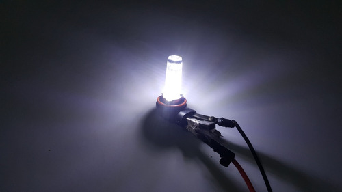 ampolletas led 880 - 881 - h27 - h11
