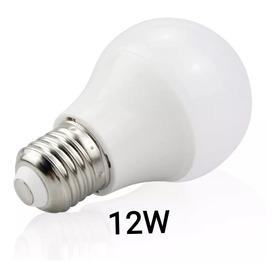 Ampolletas Led Ahorro Energia E27 12w Ai+pvc Fria / 001036