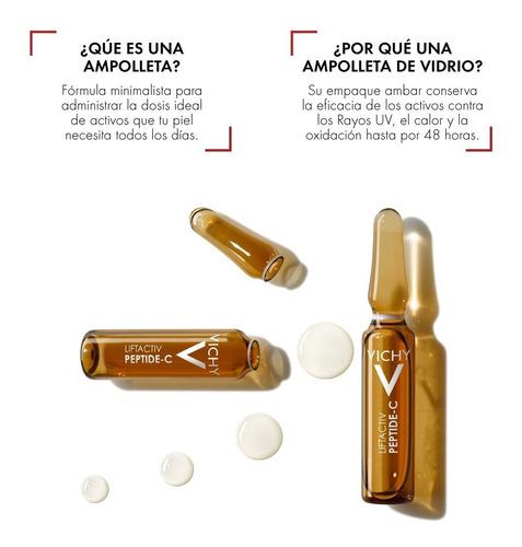 ampolletas liftactiv specialist peptide-c  x30