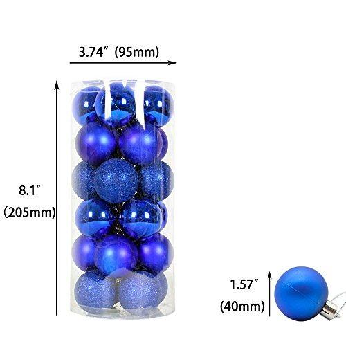 ams christmas ball ornaments exquisite coloridas bolas deco
