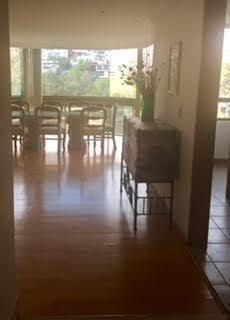 amueblado, excelente departamento en renta, lomas de chapultepec