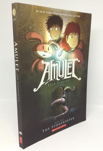 amulet #1 the stonekeeper - kazu kibuishi