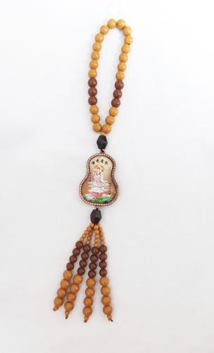 amuleto chinês p/ trazer sorte entrada da casa ou porta 37cm