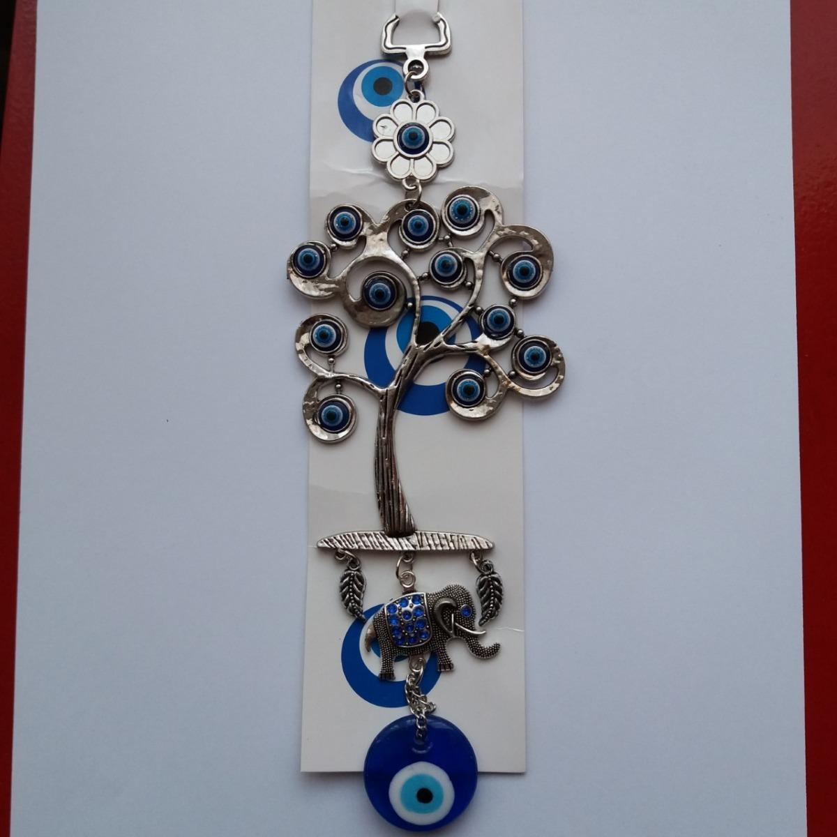fe78d7c55ecf amuleto colgante protección puerta árbol d la vida ojo turco. Cargando zoom.
