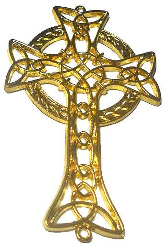 amuleto cruz celta doble sentido