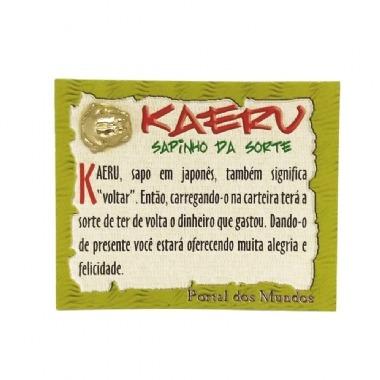 amuletos de carteira (kaeru, tatsu, elefante, koi, etc) 10un