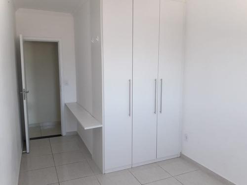 amv114 apto 1 dorm - móveis planejados- 80m praia