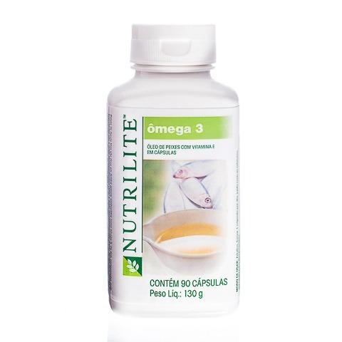 fb91e8846 Amway Omega 3 Oleo De Peixe C  Vit. E Nutrilite - R  157