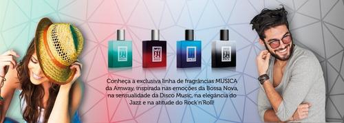 amway perfume música jazz