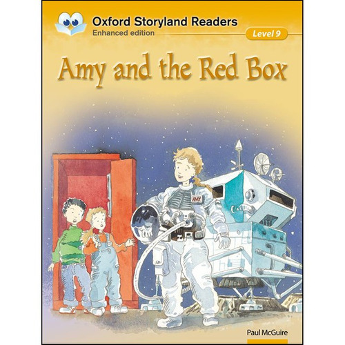 amy and the red box - oxford storyland readers level 9
