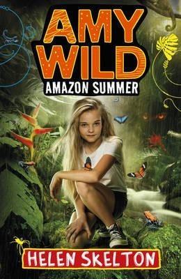 amy wild - amazon summer - helen skelton - random house