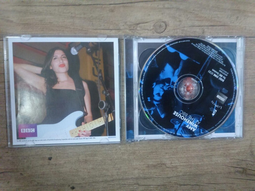 amy winehouse  at the bbc  cd+dvd