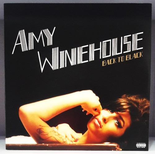 amy winehouse back to black disco acetato lp vinyl