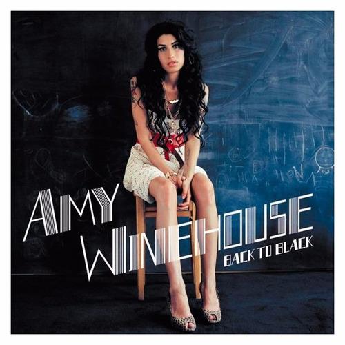 amy winehouse back to black vinilo nuevo y sellado