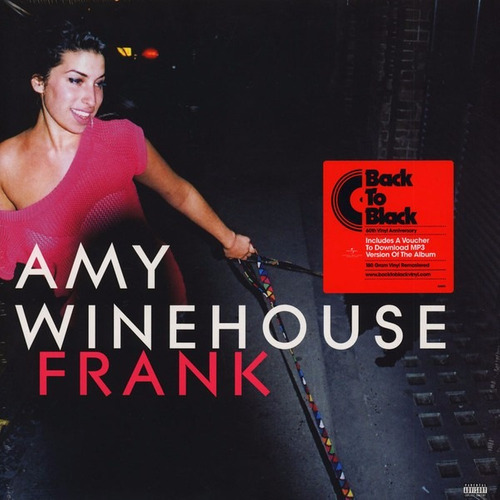 amy winehouse frank vinilo nuevo y sellado