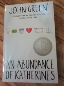 60691eb8ad73 An Abundance Of Katherines John Green En Ingles Joya