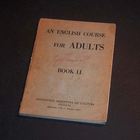 an english course for adults. book ii