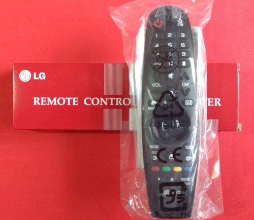 an-mr650. control magic lg. webos 3.0. akb74855407.