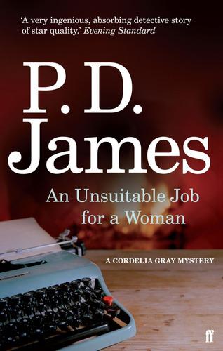 an unsuitable job for a woman - p. d. james - rincon 9