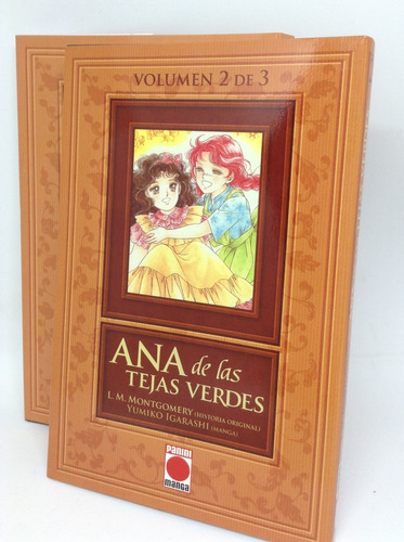 ana de las tejas verdes / anne with an e