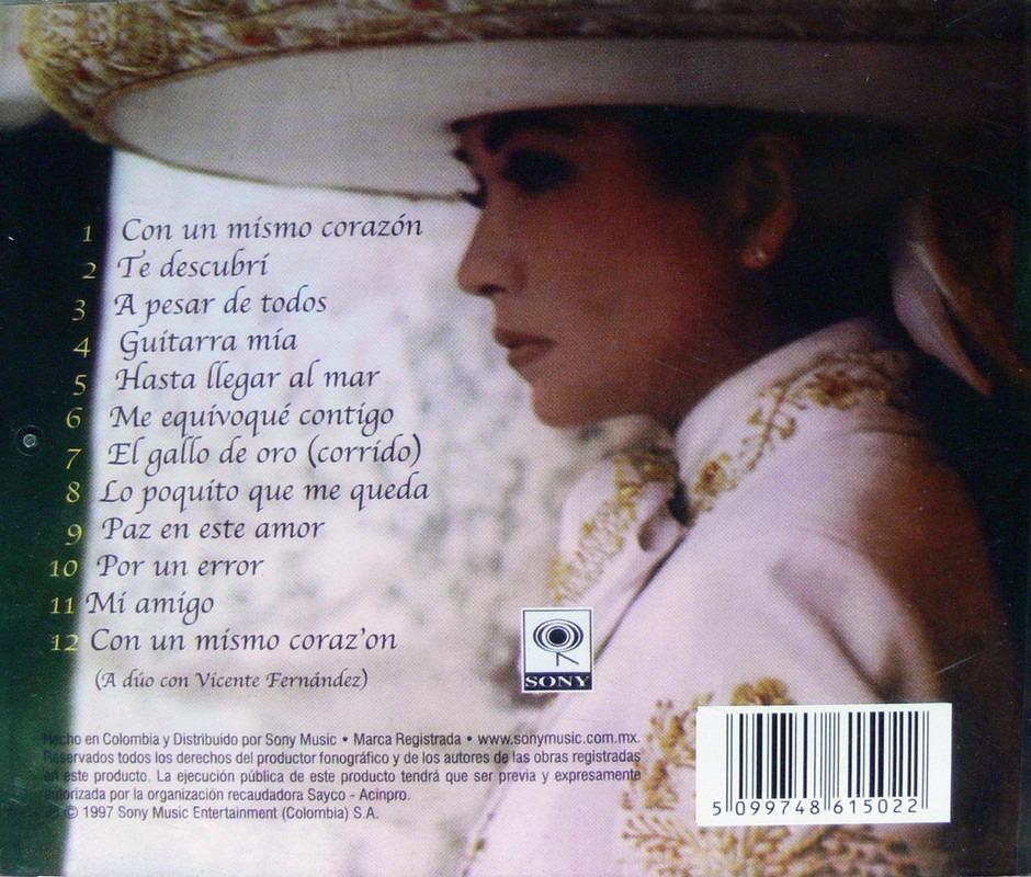 Ana Gabriel Con Un Mismo Corazon C D Nuevo Original 35 000 En Mercado Libre