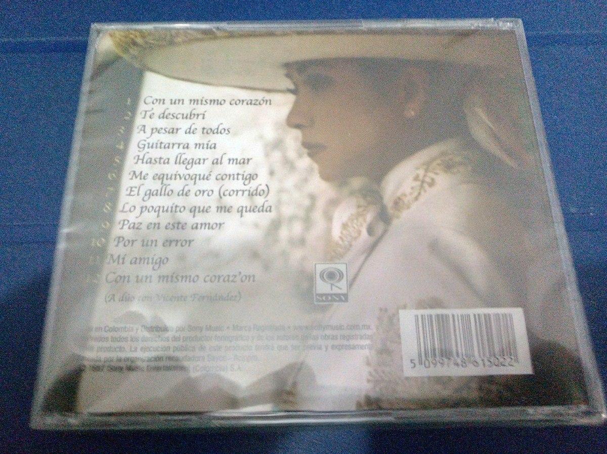 Ana Gabriel Con Un Mismo Corazon Cd Original Disponible 27 000 En Mercado Libre