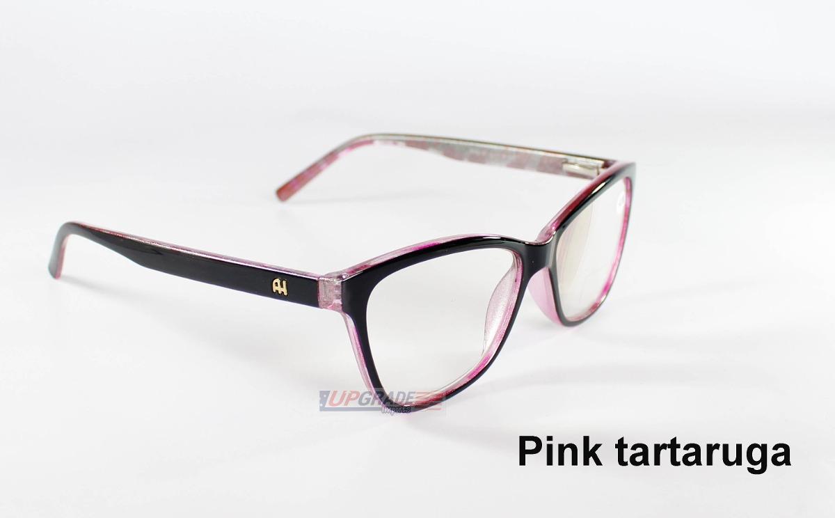 644baf68bf3a9 Armação Oculos Grau Ana Hickman Ah6197 Lançamento Barato - R  42