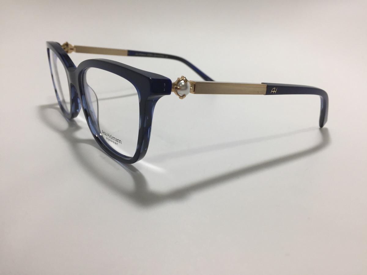 467e162b8 Ana Hickman Oculos De Grau Paris L Ocean 54 18 140 - R$ 488,00 em ...