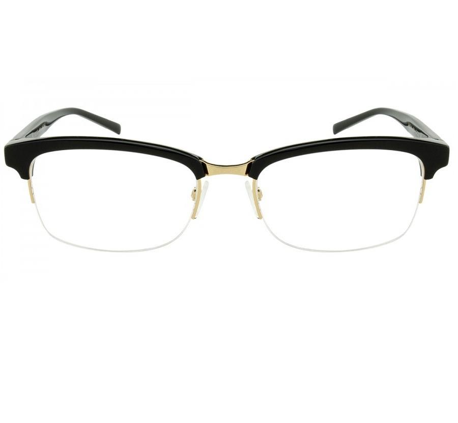 Ana Hickmann Ah 1314 A01 Óculos De Grau Feminino 5,3 Cm - R  359,00 ... e620d6dc07
