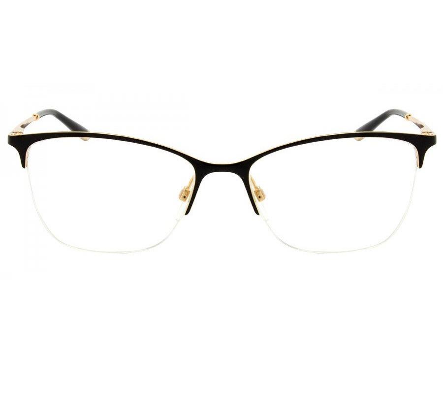 116d96a656cd1 Ana Hickmann Ah 1318 09a Óculos De Grau Feminino 5