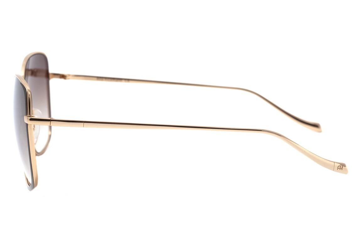 f7df84cdf ana hickmann ah 3155 - óculos de sol 01a marrom e dourado. Carregando zoom.