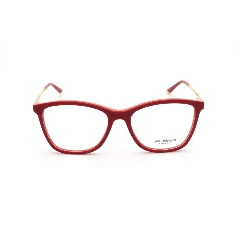 Ana Hickmann Ah 6269 H02 Óculos De Grau Lentes 5,3 Cm - R  349,00 em ... b192e5a3be