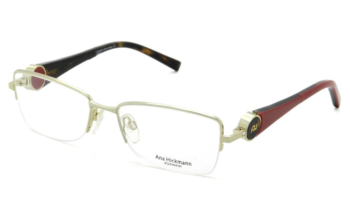 Ana Hickmann Ah1196 04g 53 - Lente 53mm - Armação De Óculos - R  387 ... 95069a1642