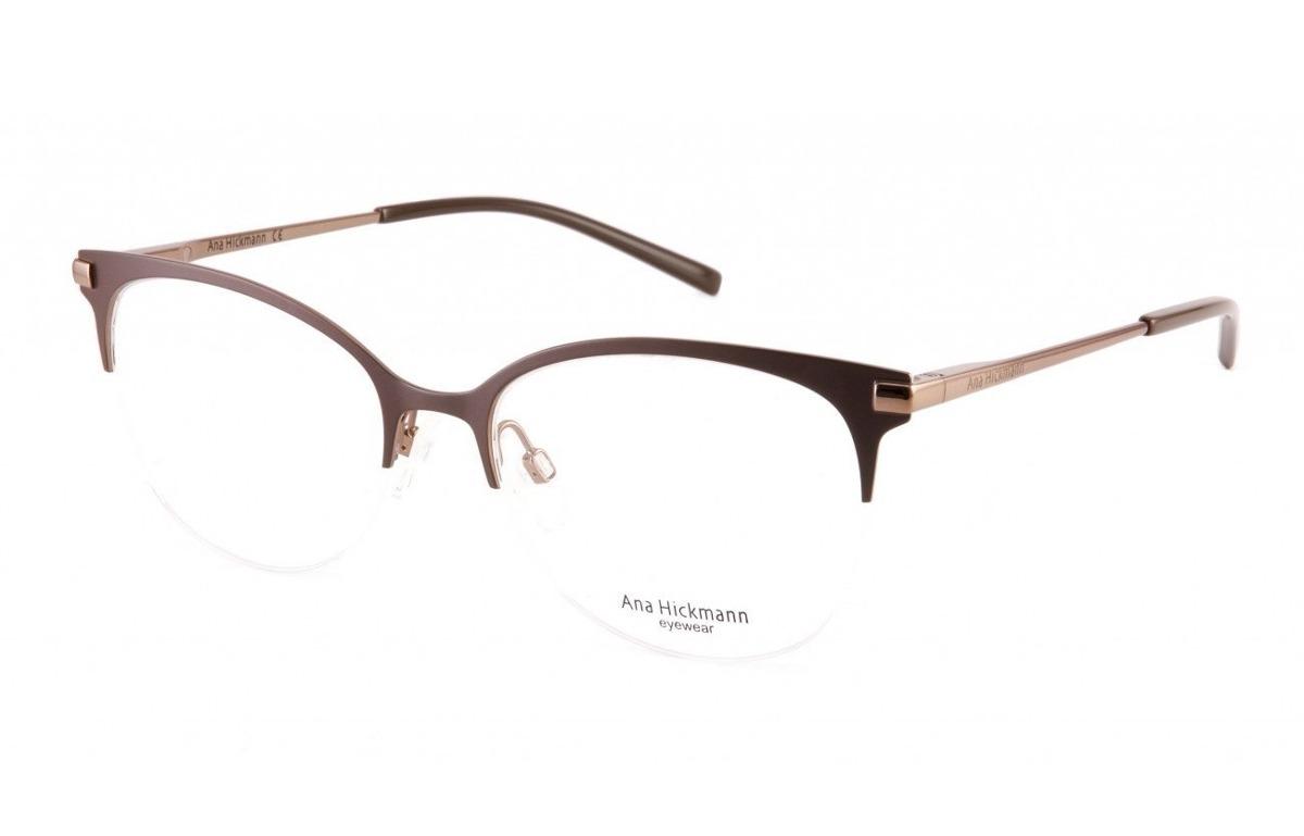 74b57f814cd9f Ana Hickmann Ah1309 01a Óculos De Grau Feminino 5