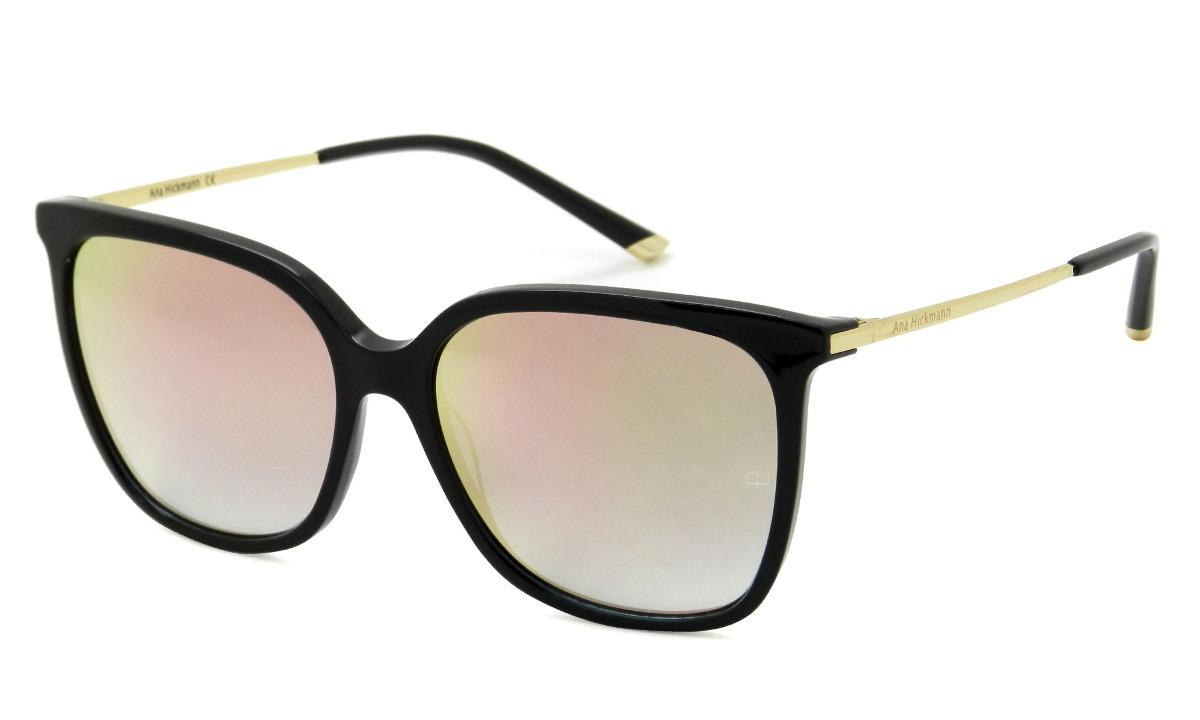 1fb1d1d7b6a2c ana hickmann ah9235 a01 58 - lente 58mm - óculos de sol. Carregando zoom.