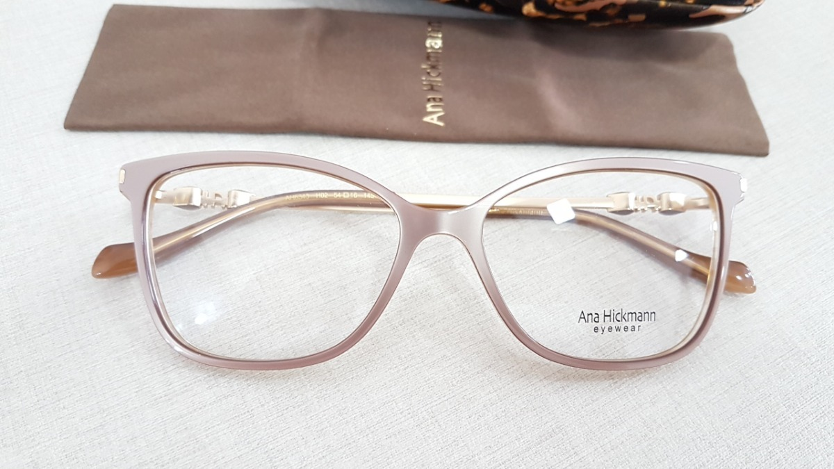 ANA HICKMANN 1206 - Oculos de Grau - Oculos Click