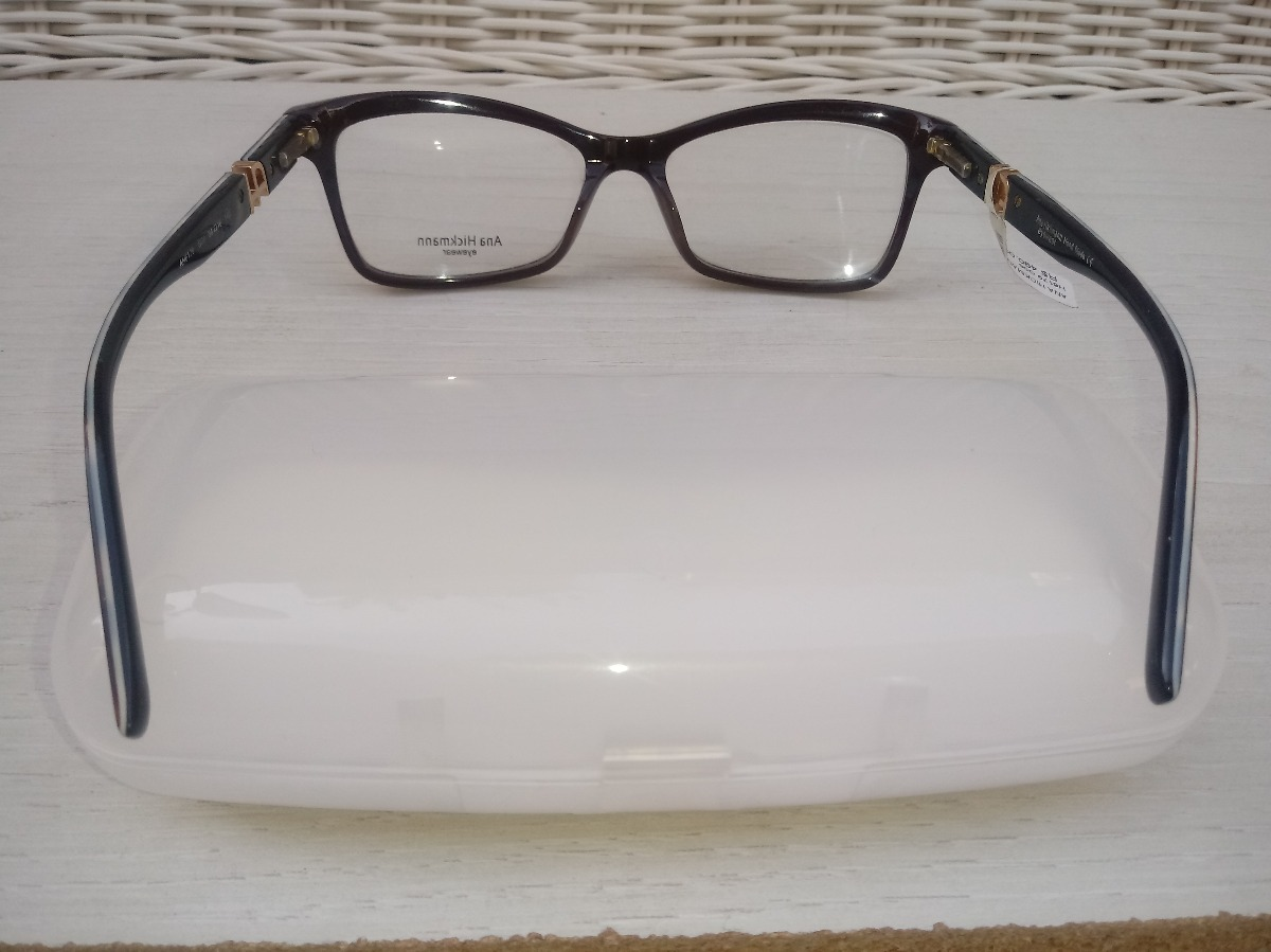 d5be7f291bc60 Carregando zoom... armação oculos grau ana hickmann ah6179 g08 - ref 78
