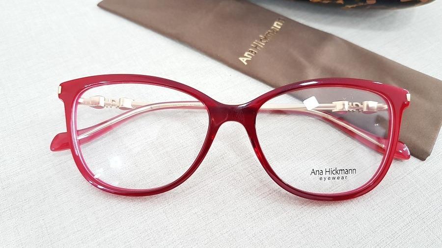 Carregando zoom... armação óculos grau ana hickmann ah6346 c03 coleção 2019 1af2860a1f