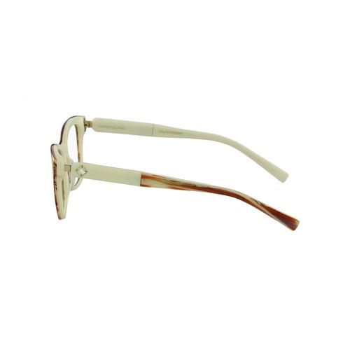 Óculos De Grau Ana Hickmann Casual Marrom Aah2a02788 - R  517,00 em ... cd58b56fc1
