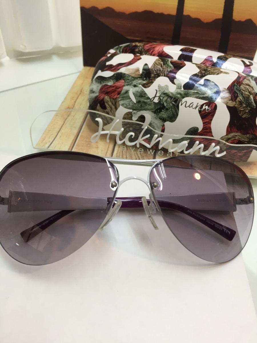 Óculos Rx Ana Hickmann Original De  555 Por  333 40%off - R  333,00 ... 3a6f8ade78