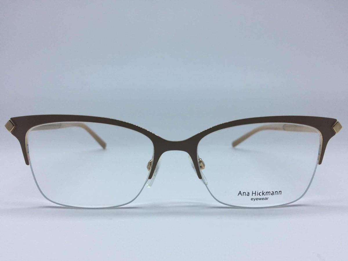 46e81bc9b66e6 ana hickmann óculos ah1344 04a 51 17 140. Carregando zoom.