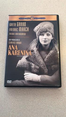 ana karenina greta garbo fredric march clarence brown dvd