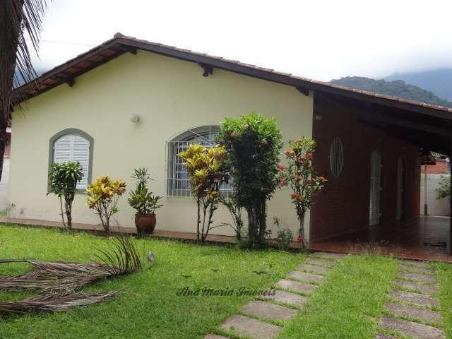 ana maria imoveis casa caraguatatuba massaguaçu! - c113-1