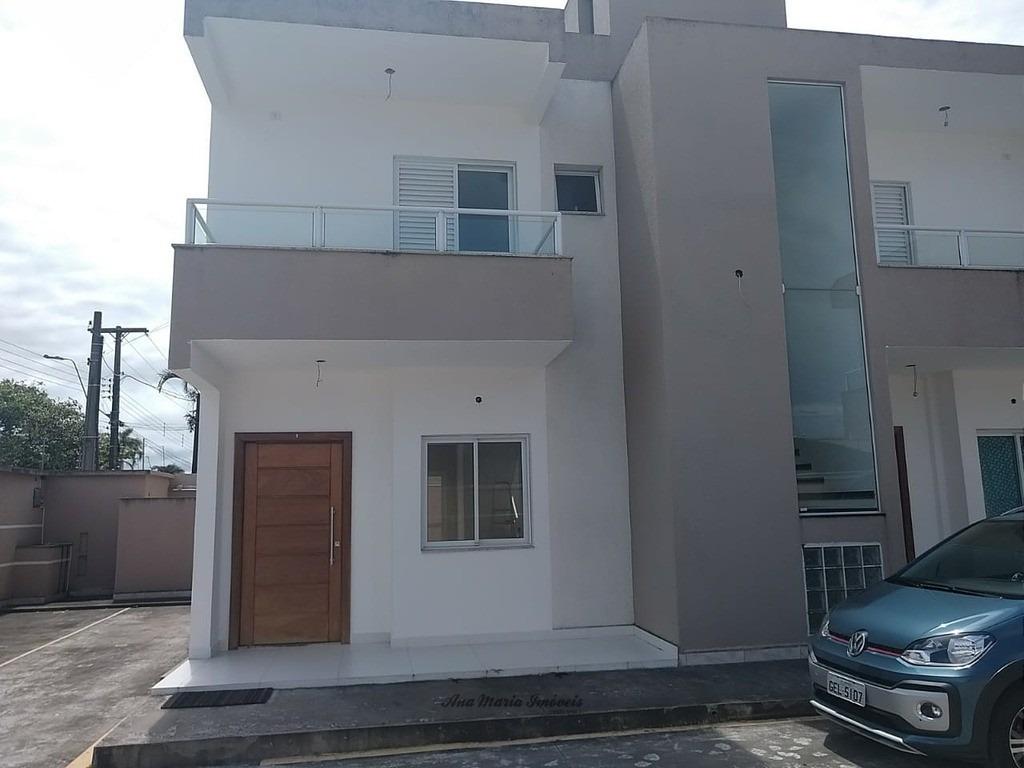 ana maria imóveis casa condomínio caraguatatuba ! - c599-1