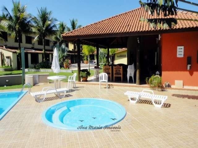 ana maria imóveis vende casa condomínio massaguaçu - c129-1