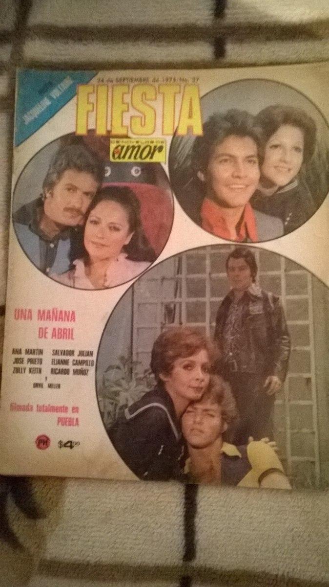 Ana Martin, Salvador Julian, Zully Keith: Fotonovela