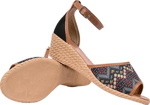 anabela chiquiteira sandalia