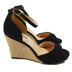 b8cf63018 Sandalia Anabela Corrente Di Cristalli - Sapatos para Feminino no ...